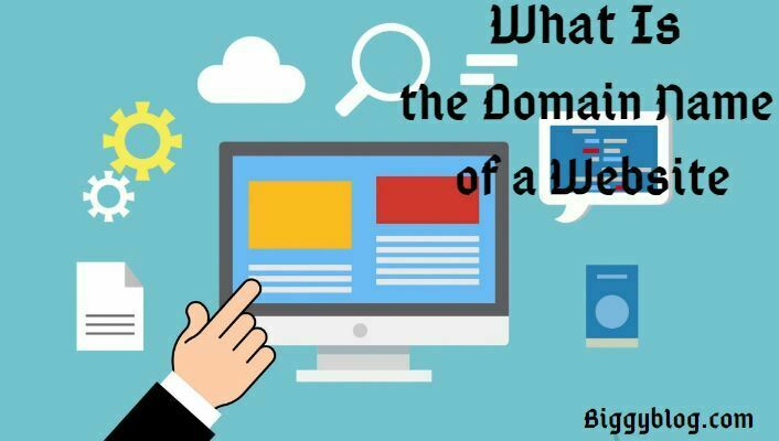 What Is the Domain Name of a Website