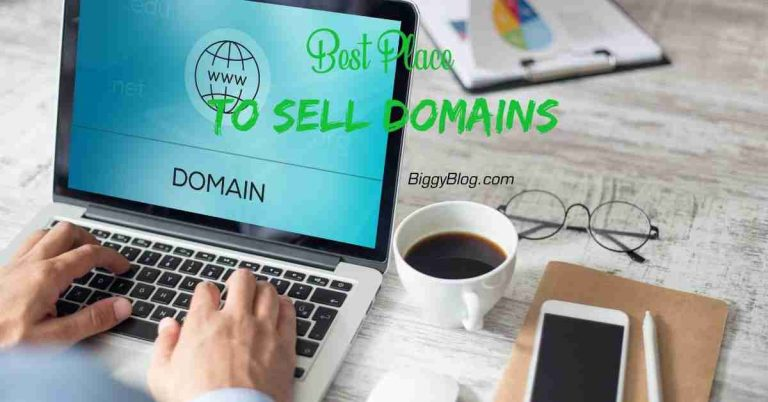 6 Best Place to Sell Domains