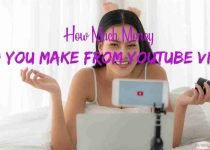 How Much Money Do You Make From Youtube Views