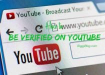 How to Be Verified On Youtube