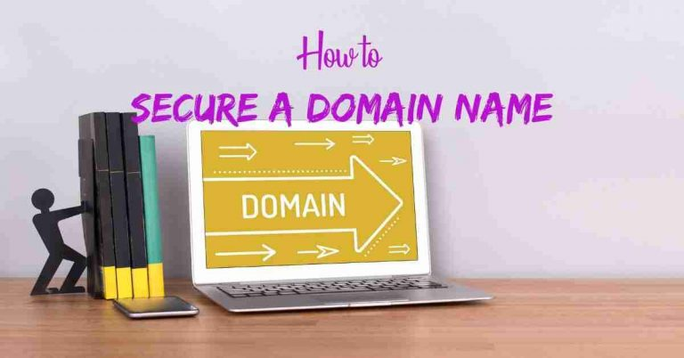 How to Secure a Domain Name(9 Methods)