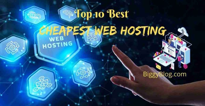 cheapest host for wordpress