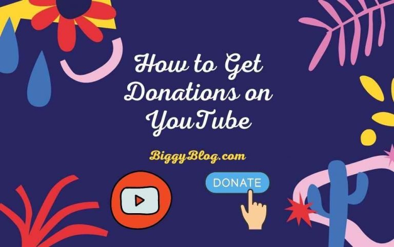 How to Get Donations on YouTube(4 Methods)