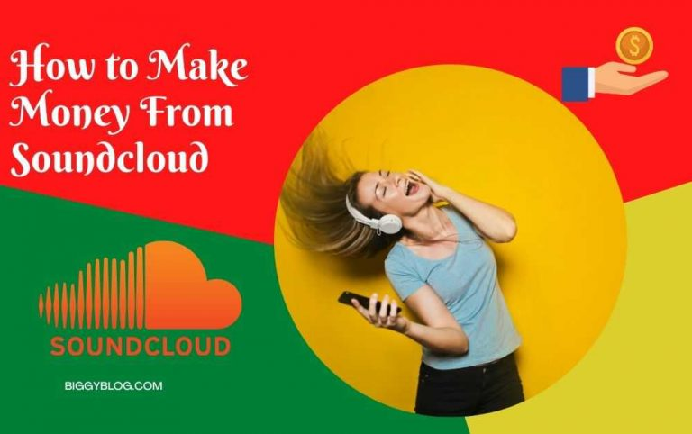 How to Make Money From Soundcloud