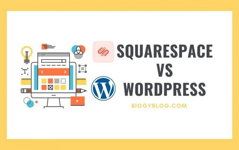Squarespace VS WordPress For Blogging: Which One Is Best?
